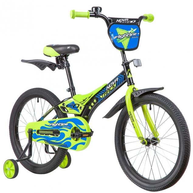 """Детский велосипед FLIGHTLINE 20"""""""