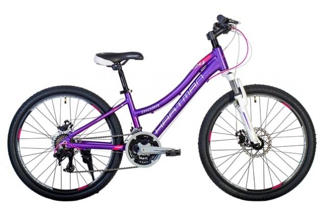 "Велосипед Hartman Diora Pro Disc 24"" (2021)"