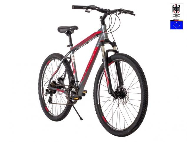 Велосипед горный Hurrikan Pro Disc 27'5 (2020)