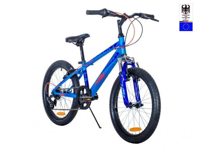 """Велосипед подростковый Hartman Lucky Pro 20"""" (2020)"""